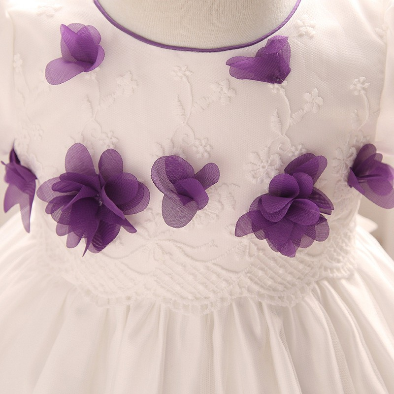 Flower Dress for Baby Girl (3)