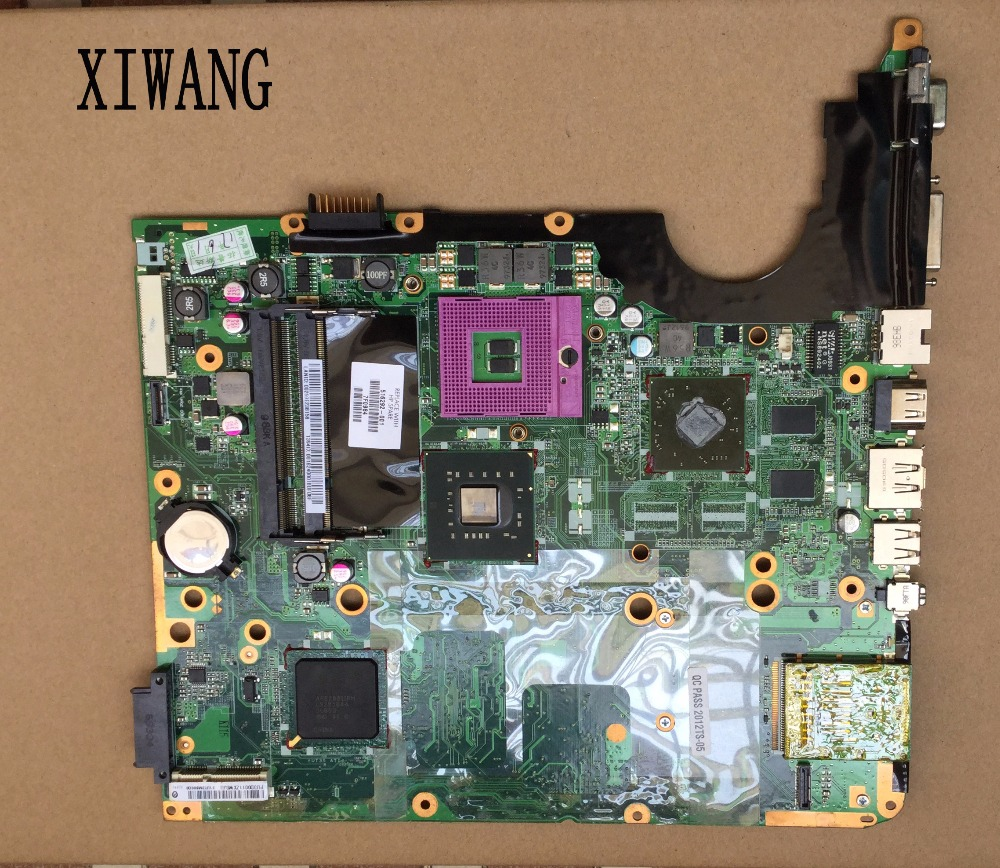 516292-001 Free Shipping Original Motherboard For HP Pavilion DV7 DV7-2000 Series Laptop Notebook System Board 100% Tested