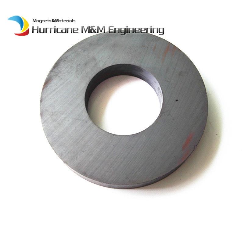 4pcs Ferrite Magnet Ring OD 70x32x10 mm for Subwoofer C8 Ceramic Magnets for DIY Loud speaker Sound Box board home use 12 x 1 5mm ferrite magnet discs black 20 pcs