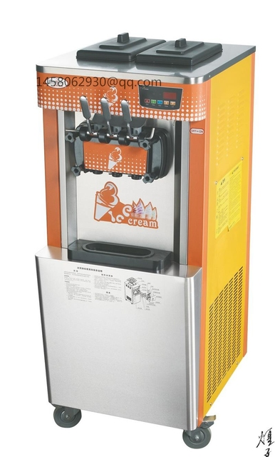 Commercial ice cream machine for sale three flavor soft ice cream commercial ice cream machine for sale three flavor soft ice cream machineitalian ice cream ccuart Image collections