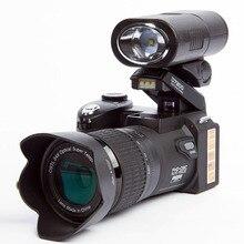 Protax цифрового видео Камера 13MP CMOS 33MP 1080 P 30fps 8X цифровой зум 24X телефото Длинный Объектив Видео Камера