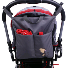Convenient Multifunctional Durable Cotton Stroller Organizer