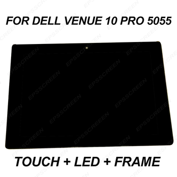 brand new for Dell Venue 10 Pro 5055 LCD Touch Screen Panel VGN7V WXGA Tested Warranty digitizer front glass display monitor fix