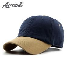 все цены на [AETRENDS] 2017 Summer Baseball Cap Men Breathable Quick-Drying Mesh Hats Women Sunshade Caps Z-5328