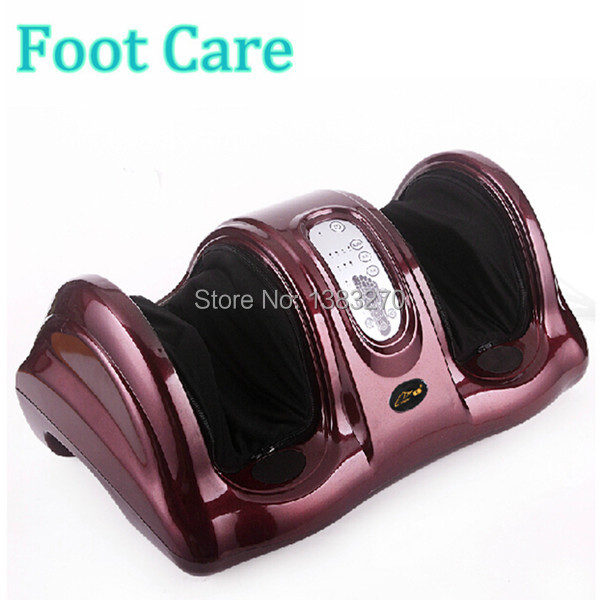 Smart foot massager Pressure Foot massage 3D leg massage free shipping electric antistress therapy rollers shiatsu kneading foot legs arms massager vibrator foot massage machine foot care device hot