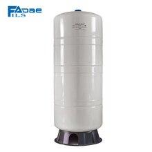 プレミアム逆浸透システム垂直圧力タンク複合ベース、 28 ガロン容量、白色