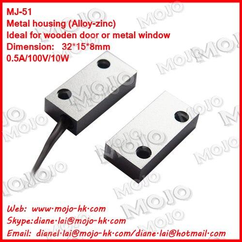 MJ-51 емкостный датчик приближения proximitysensor <font><b>bluetooth</b></font> магнитный геркон для автоматической двери окна Датчик Приближения