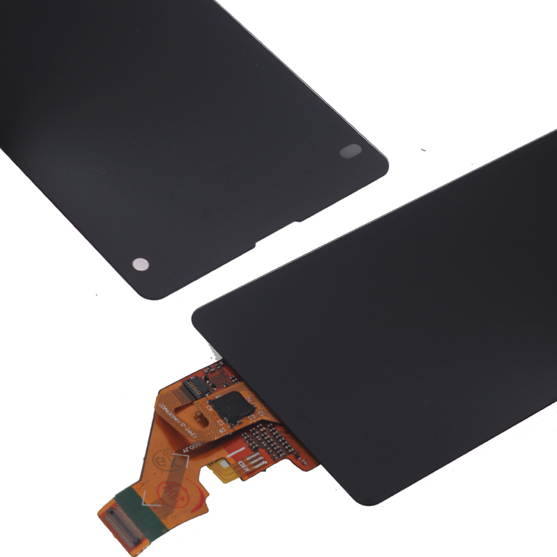 Image 5 - 4.3'' LCD monitor for Sony Xperia Z1 mini compact D5503 M51W LCD monitor touch screen digitizer mobile phone components + tools-in Mobile Phone LCD Screens from Cellphones & Telecommunications