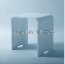 vapeur 16x12 blanc tabouret