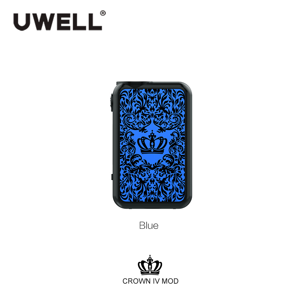 UWELL Crown IV Mod Power by 18650 Battery Fit for Uwell Crown 4 Tank 5-200W  Electronic Cigarette