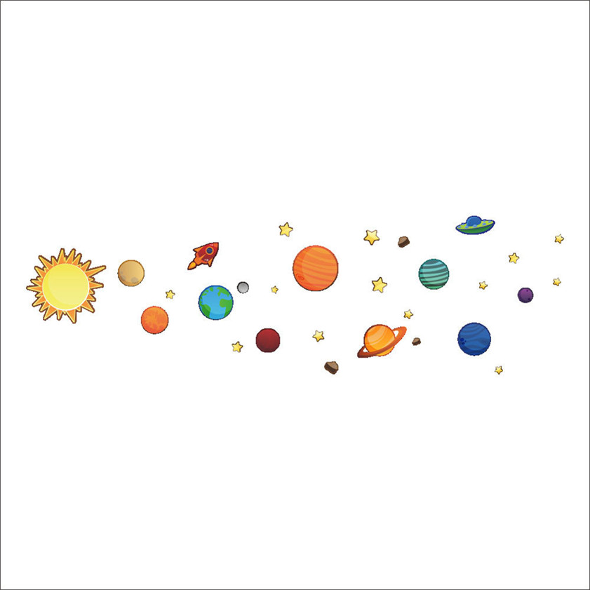 Popular Solar System Cartoon-Buy Cheap Solar System ...