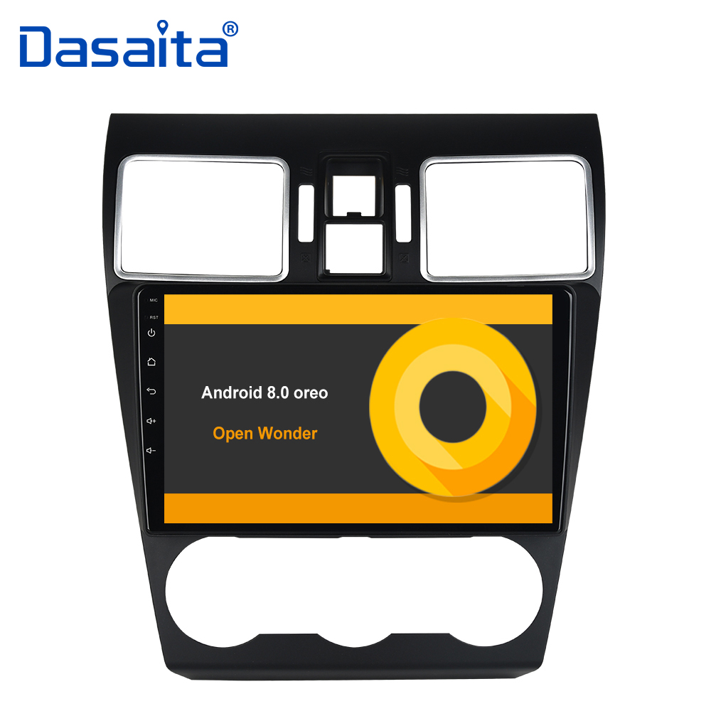 Hot Sale] Dasaita 1 din Car radio with GPS Android 9 0 for