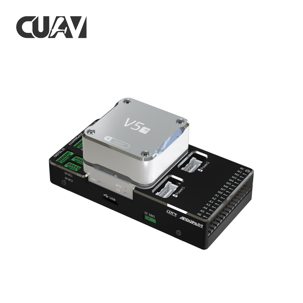CUAV NEW Pixhack V5 Autopilot Flight Controller for FPV RC Drone Quadcopter Helicopter Flight Simulator whole