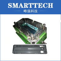 Custom Made Air Conditioner Case Plastic Injection Mold With ABS Parts