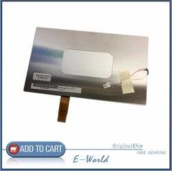 Oryginalny 8.5 cal ekran LCD A085FW01 V.5 A085FW01 V5 V.7 darmowa wysyłka