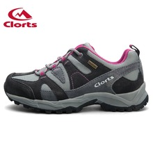 Outdoor Shoes Climbing Trekking  Women Shoes Waterproof Outdoor Mountain Boots Anti-Slipping Outdoor Sport Shoes HKL828D