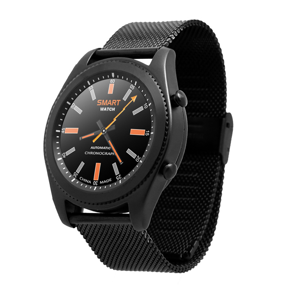 Heart Rate Smartwatch S9 for IOS Android Phone Bluetooth 4.0 Smart watch Wearable devices with Anti-lost NFC MTK2502 PK M26 DZ09 f2 smart watch accurate heart rate statistics i bluetooth watch compatible android smart wearable ios system