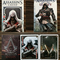 54 pcs/set Assassins Creed Figures Collection Poker Cards Assassins Creed Playing Cards Color Box Packing Kid Gift Toy