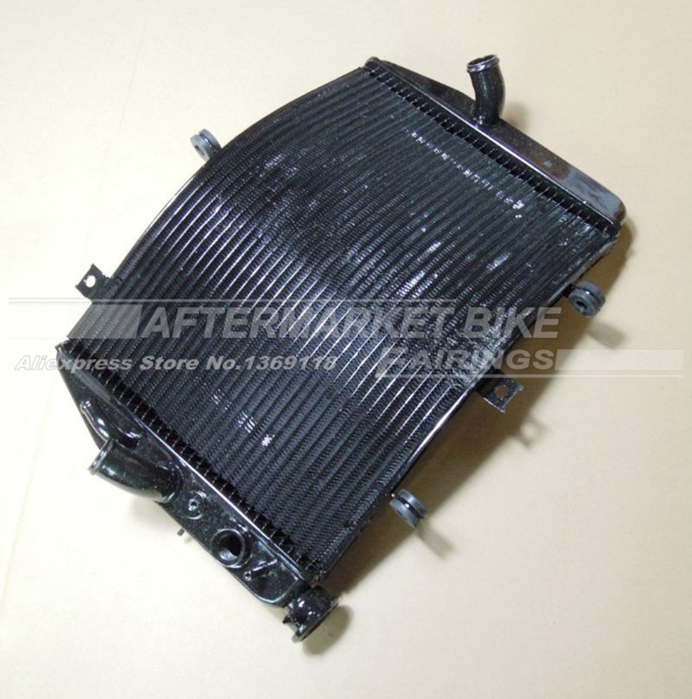 Motorcycle Radiator for Suzuki GSXR600 GSXR750 GSXR 600 GSXR 750 2004 2005 Aluminum Water Cooling Replacemen for suzuki 2004 2005 gsxr 600 750 2003 2004 k3 k4 gsxr 1000 gsxr600 gsxr750 gsxr1000 motorcycle parts engine stator cover
