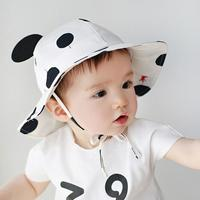 newborn baby photo props Newest Baby Boy Girl Kid Infant Hat Balloons Big Ears Brimmed Cap kids hats baby bonnet