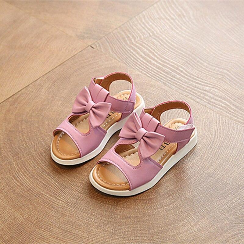 2017 nieuwe zomer baby meisje schoenen peuter kinderen meisjes - Kinderschoenen - Foto 3