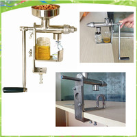 304 stainless steel oil press, the new manually oil press, hand oil press home