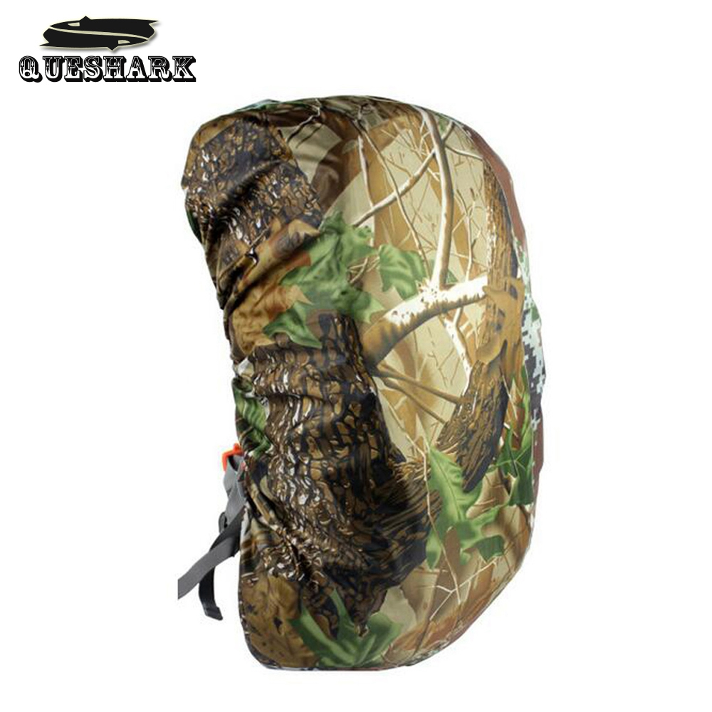 35L/60L/80L Camouflage Bag Rain Cover Hiking Camping Backpack Waterproof Cover Anti-theft Backpack Dustproof Cover