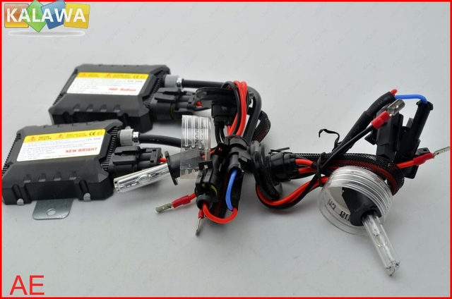 H1 H3 H4 H7 H8 H9 H10 H11 9004 9005 9006 9007  Single beam hid xenon kit 35W /12v  DC hid conversion kit AEshipping#SSS