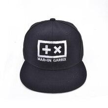 fashion Letter Embroidery Martin Garrix Baseball cap Holland DJ cap DJ Mag  rock hat(China b9ec27c3ec37