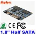 """Kingspec 1.8 """"ДЮЙМОВЫЙ Половина SATA III SATA II Модуль MLC 128 ГБ 4-канальный Для Hpme HD Плеер, Tablet ПК, UMPC, И Т. Д. Жесткие Диски HDD"""