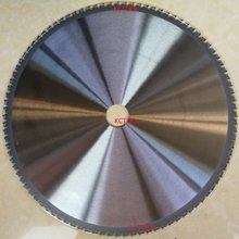 16 дюймов TCT пильный диск для резки оцинкованной стали