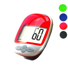 Calculation walk calories multi-function distance step pedometer tracker lcd fitness digital