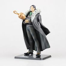 17cm One Piece Sir Crocodile Action figure