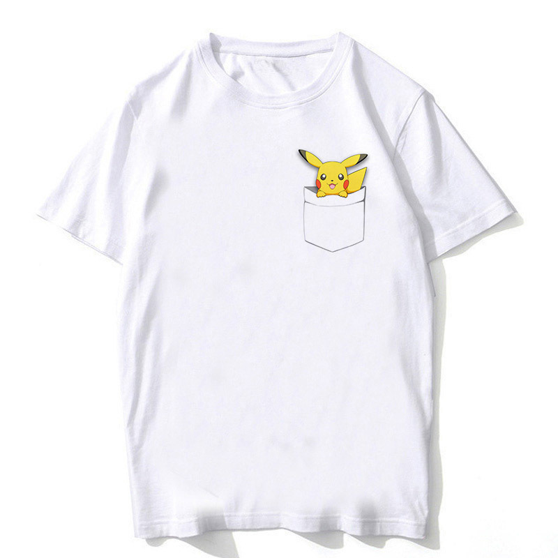 8c7b9d48 Summer Hot anime pokemon t shirt pokemon go plus shirt pokemon go clothing  Bulbasaur Squirtle Umbreon