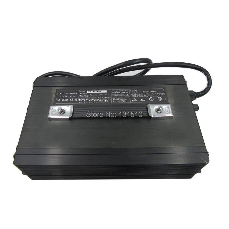 1200W 24V зарядное устройство 24V 30A свинцово Кислотное зарядное устройство для 24V свинцово кислотный аккумулятор DHL Бесплатная доставка - 3