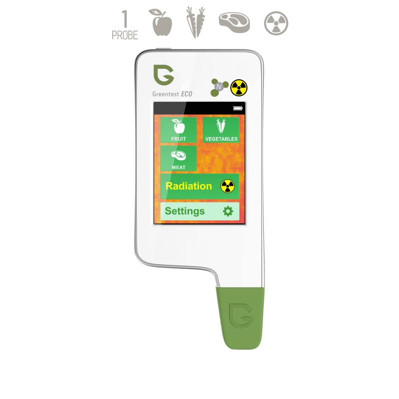 Greentest 4 ECO High Accuracy Read Digital Food Nitrate Tester,fruit and vegetable Nitrate Detection/ Health Care