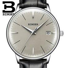 BINGER Mechanical Men watch Luxury Brand Mens Automatic Watches Sapphire Wristwatches Male Watch Waterproof Reloj Hombre B5078M4