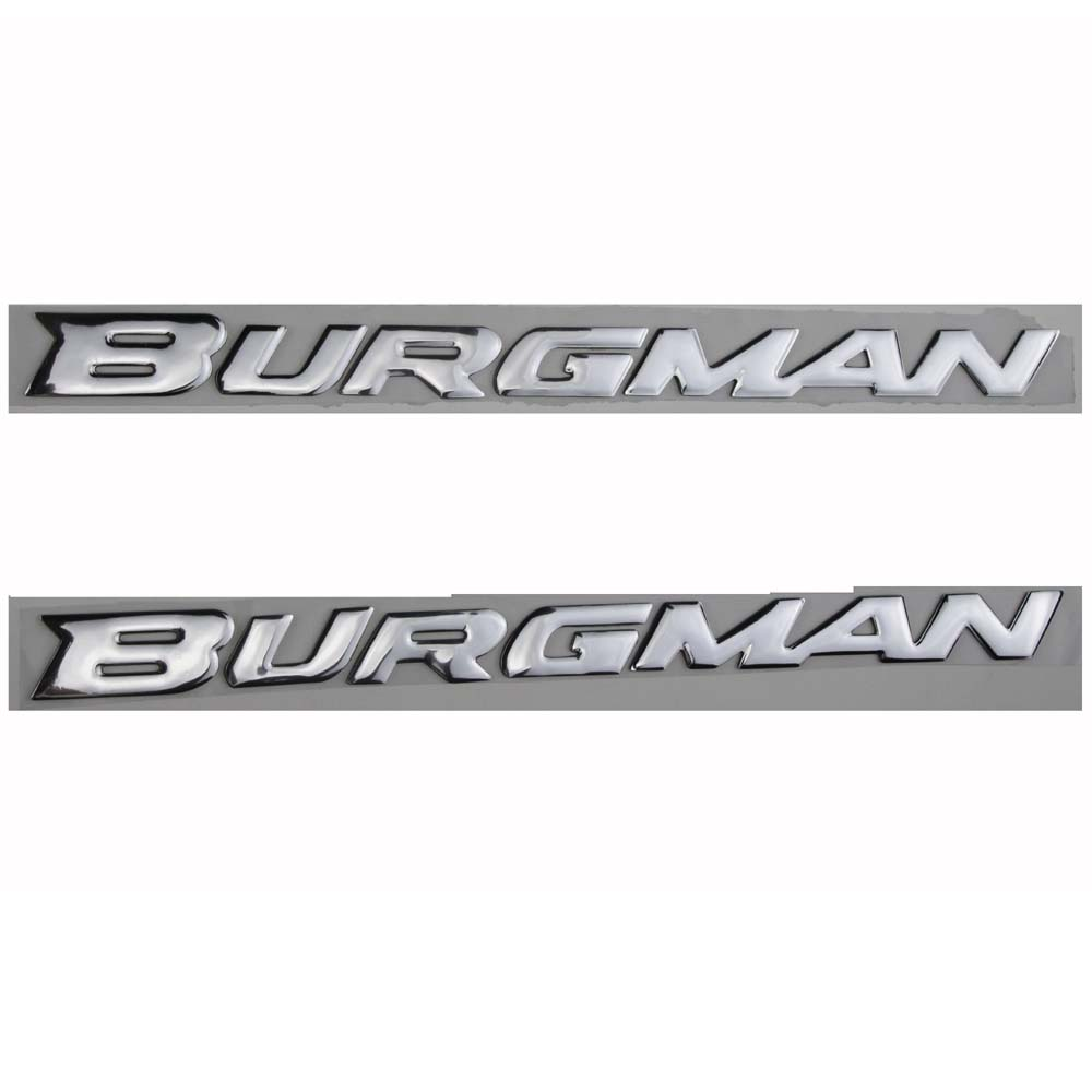 KODASKIN Motorcycle 3D Raise Burgman Stickers Decals Emblem for Burgman AN125 AN200 AN400 AN650 2002-2011 рюкзаки brialdi melbourne relief br