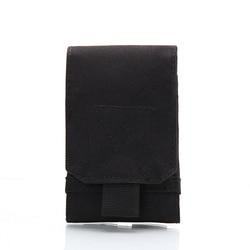 권총 몰리 육군 카모 위장 가방 후크 루프 벨트 홀스터 케이스 커버 휴대 전화 스마트 폰 파우치 5.5-6.0 인치
