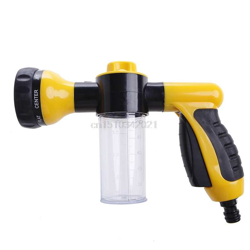 Detail Feedback Questions About Washing Tool 8 In 1 Jet Spray Gun