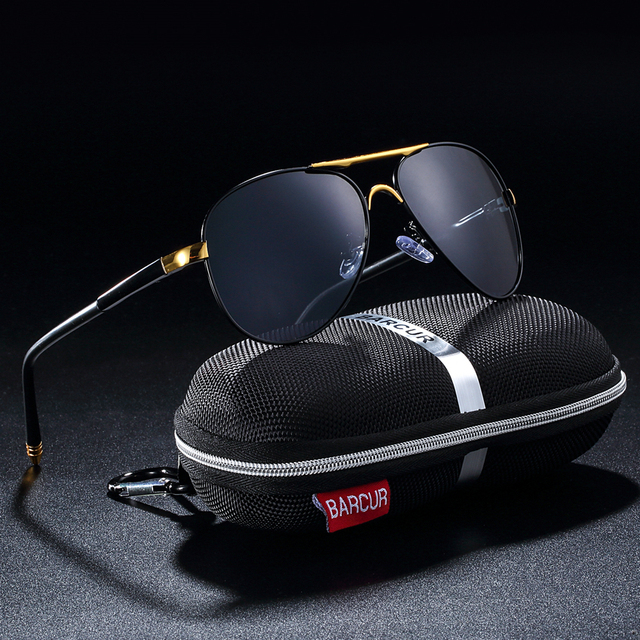 BARCUR  Polarized Sunglasses