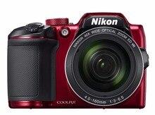Nikon Coolpix B500 16.0 MP Digital Camera 40x Zoom Full-HD WiFi/ NFC RED