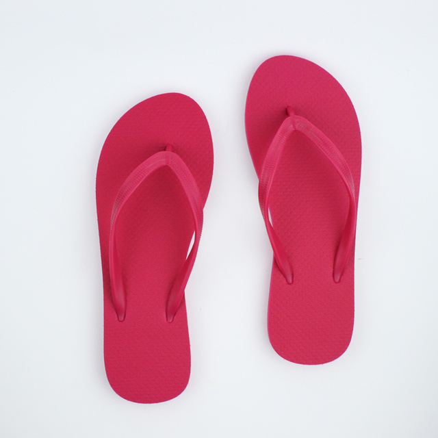 1cd5a8df7cee0 Free Shipping DS-7 Women Rubber Foam Flip Flops Lady Null Summer Beach  Slippers Girl