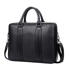 2017 NEUEN männer Handtaschen Business Aktentasche Qualität Pu-leder Handtasche für Männer Braun Farbe Schulter Reisetaschen VP-19