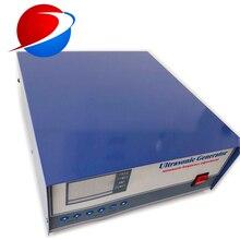 1000 Вт низкая мощность ультразвуковой генератор для 28 кГц 40 кГц погружаемый ультразвуковой преобразователь пакет