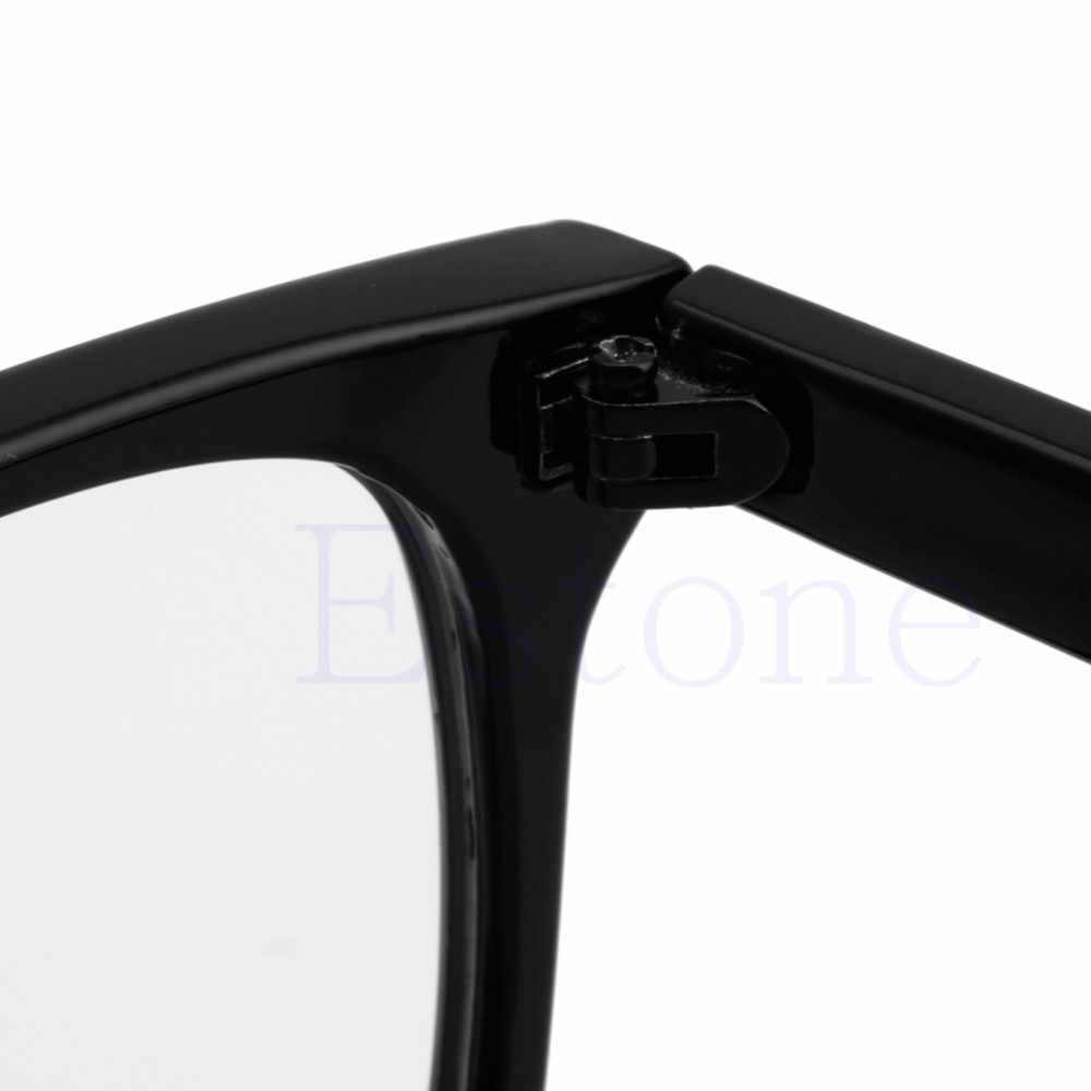 3cb8d50afe8 ... 1 PC Men Women Fashion Frame Full Rim Computer Glasses Retro Eyeglass  Spectacles Pure Colors ...