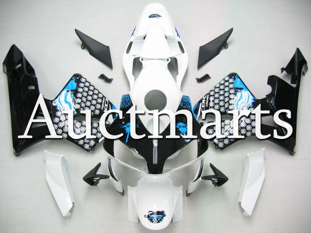For Honda CBR 600 RR 2003 2004 Injection  ABS Plastic motorcycle Fairing Kit Bodywork CBR 600RR 03 04 CBR600RR CBR600 RR CB58 hot sales for honda cbr600rr 2003 2004 cbr 600rr 03 04 f5 cbr 600 rr blue black motorcycle cowl fairing kit injection molding