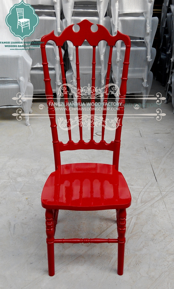 wedding used wooden throne chairs for sale