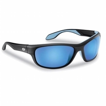 c14c5d798f7 Flying Fisherman 7824BSB Cayo Polarized Sunglasses Matte Black Frames