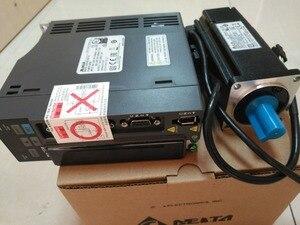 Image 2 - ECMA C20604RS + ASD B2 0421 B デルタ 0.4kw 400 ワット 3000rpm 1.27N。m ASDA B2 ac サーボモータドライバキットで 3 メートルの電源とエンコーダケーブル
